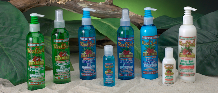 Reef Safe SunCare - After Sun Products