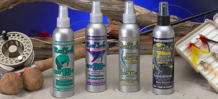 Reef Safe SunCare - Eco Friendly Sprays