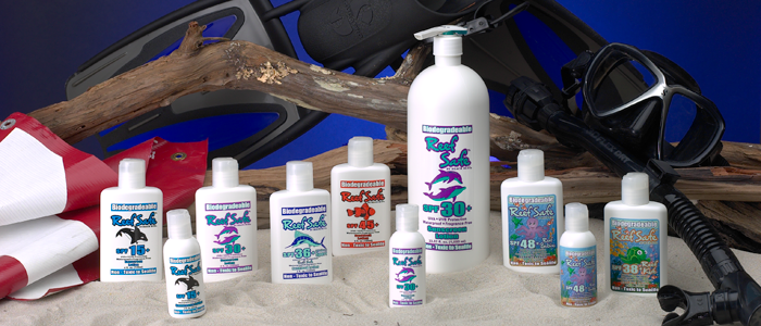 Reef Safe SunCare - SPF Lotions
