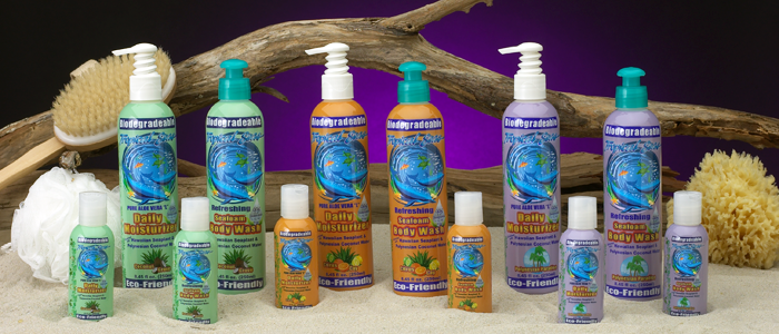 Tropical Seas Bath & Body - Bath & Body